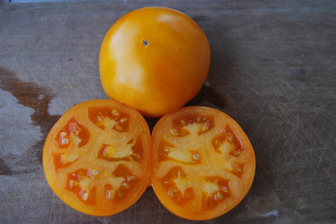 Томат Экзотический фрукт
