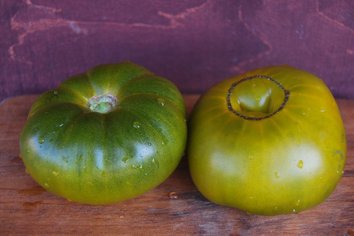 Томат Зелёная сластёна