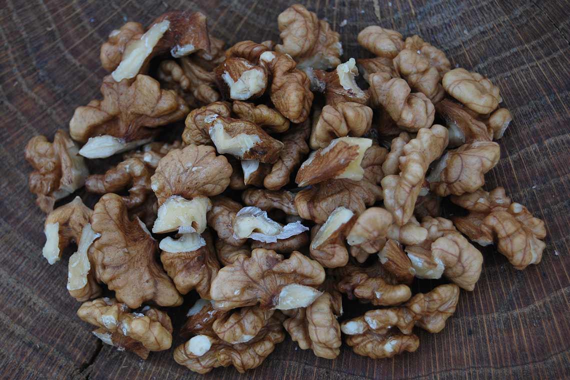 Грецкие орехи очищенные